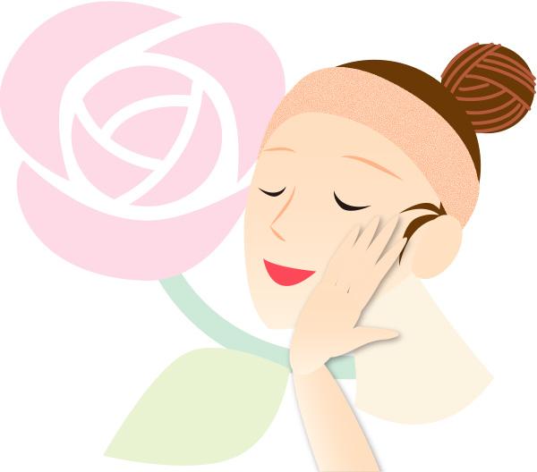 天然の薔薇の香りは、 最高のエイジング美容成分! でも薔薇の香りに似た 合成香料も多いので注意!